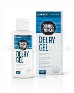 Гель пролонгатор Intimate Delay Gel Men, 85 мл